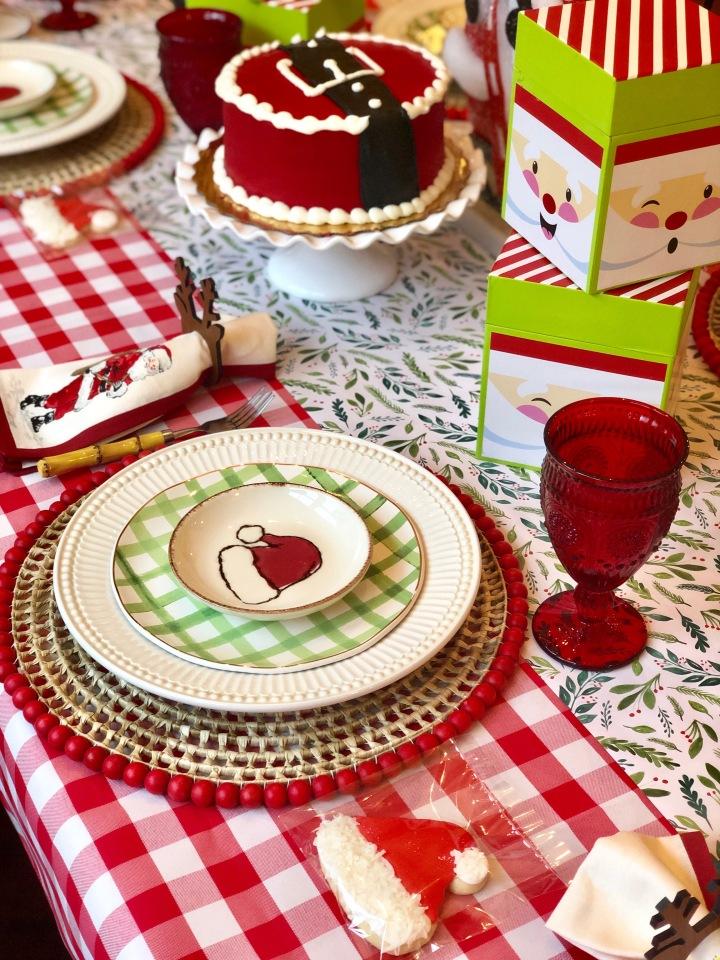 Tabletop Tuesday: Santa ClausTable