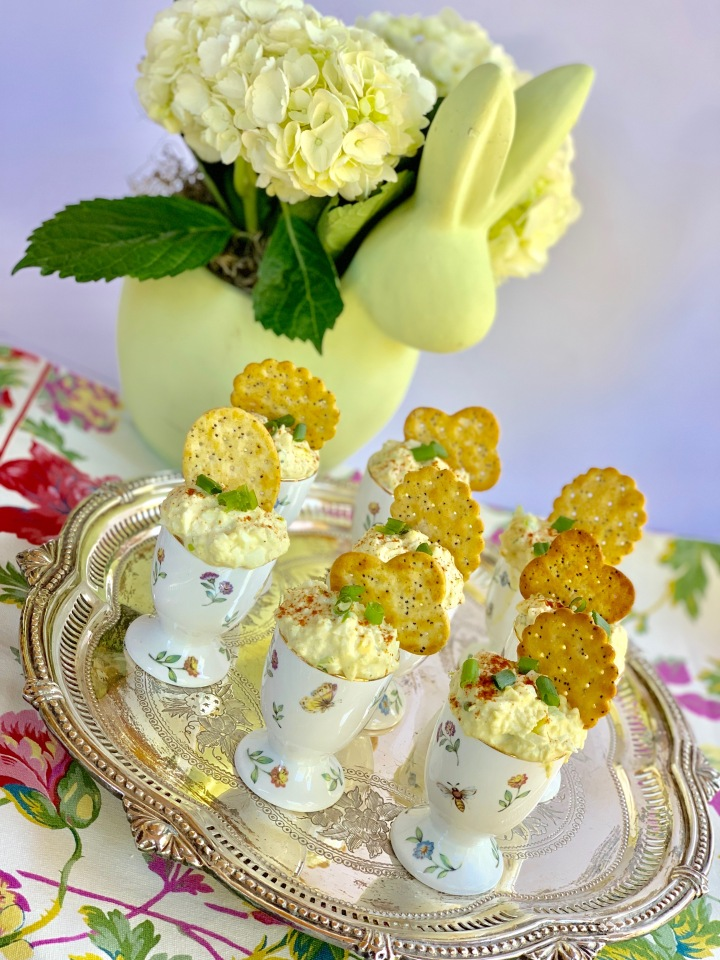 Whip It Up Wednesday:  Egg Salad Cups