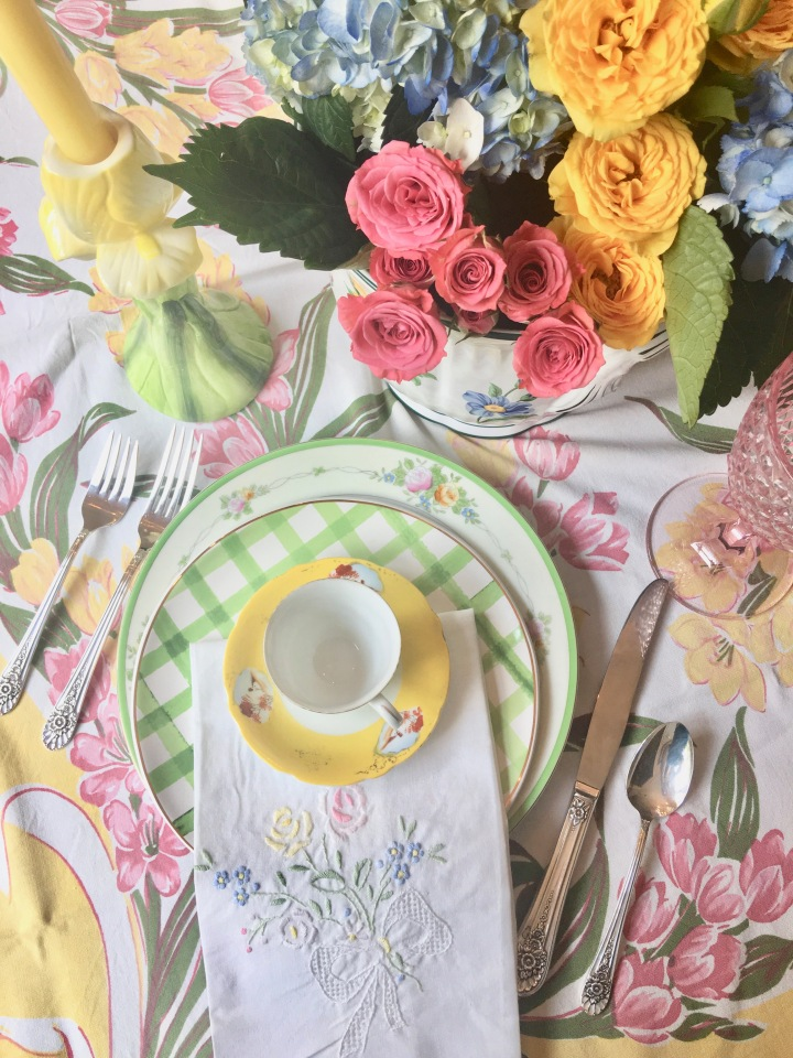 Table Top Tuesday: Mother's Day Inspiration