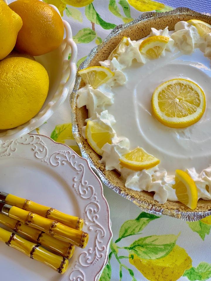 Whip It Up Wednesday: LemonPie