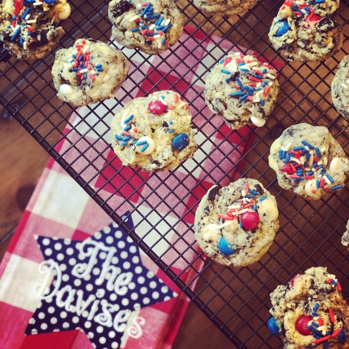 Whip It Up Wednesday: Firecracker Cookies
