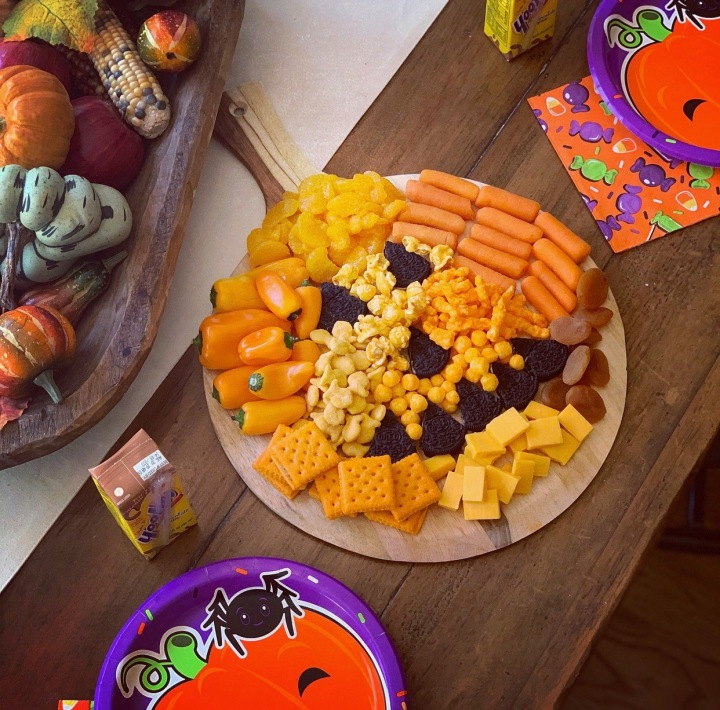 Whip It Up Wednesday: Halloween Charcuterie Board
