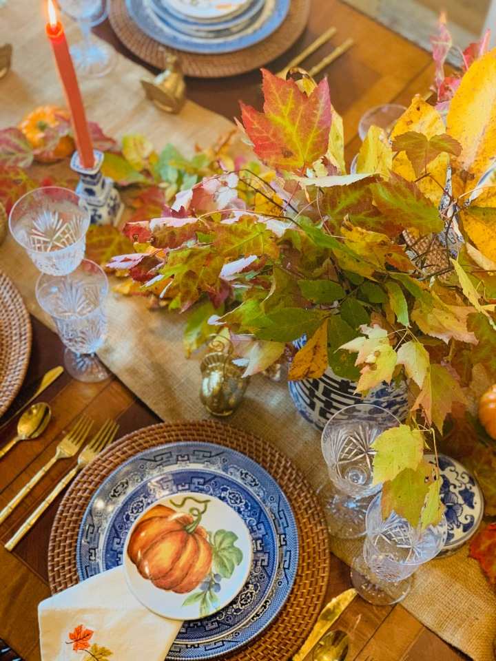 Tabletop Tuesday: Thanksgiving Table